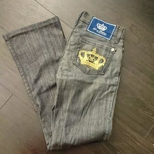 Victoria Beckham by Rock and Republic Jeans Sz 25
